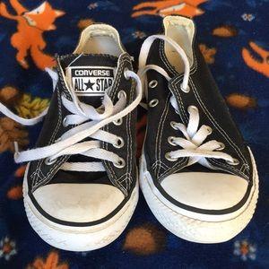 Youth Converse Chucks black size 1 boy girl